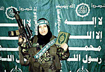 L'Attentat: Suicide Bombing as a Female Career Option