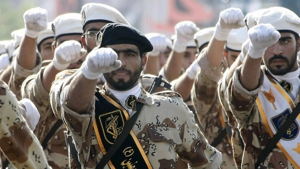 Iran to send 4,000 Revolutionary Guards to bolster Assad's forces