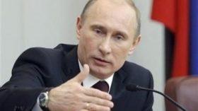 Russian President Putin Reuters