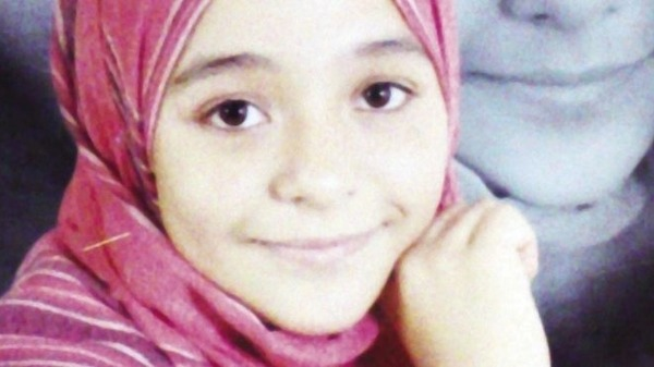 Suhair al-Bataa 13 died while she was being circumcised in a town north east of Cairo. Photo courtesy of Egypt Independent