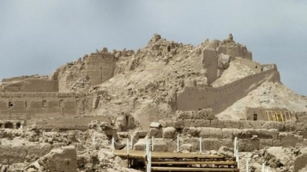 ancient citadel of Bam AFP