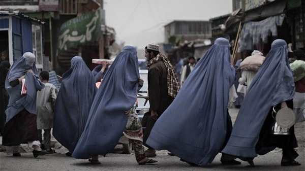 womens rights in Afghanistan. AFP