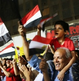 Egyptians' right of protest is now regulated or obstructed?