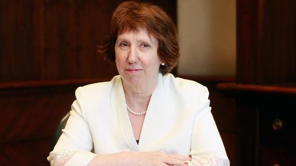 European Union foreign policy chief Catherine Ashton Reuters