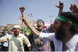 Muslim Brotherhood supporters 8th July