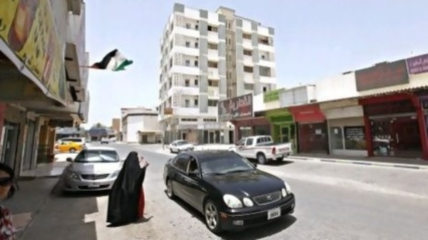 A woman in Ras Al Khaimah UAE has been arrested for committing 1551 driving offences in the past five years. Photo- AFP