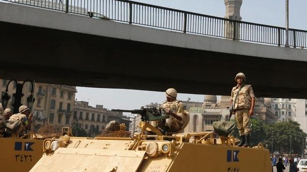 Israel Assured Egypt that U.S. Aid Won't be Cut