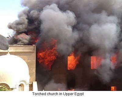 Crackdown on Muslim Brotherhood Gives Egypt's Christians Hope for Future