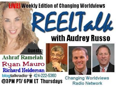 REELTalk: Ryan Mauro, Ashraf Ramelah and Richard Heideman