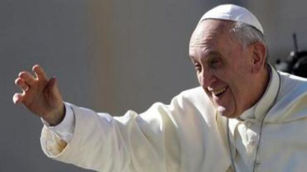 Pope Francis File -Reuters