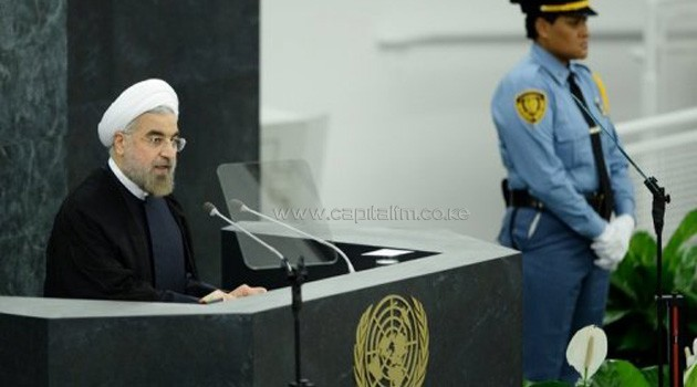 Mr Rouhani: Recognize Israel