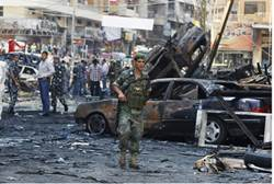 Lebanese Army Diffuses Car Bomb in Hezbollah Stronghold