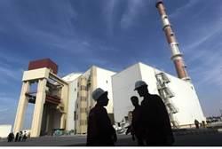 Bushehr nuclear power plant - AFP