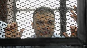 Egypt rejects U.S. criticism on detained journalists