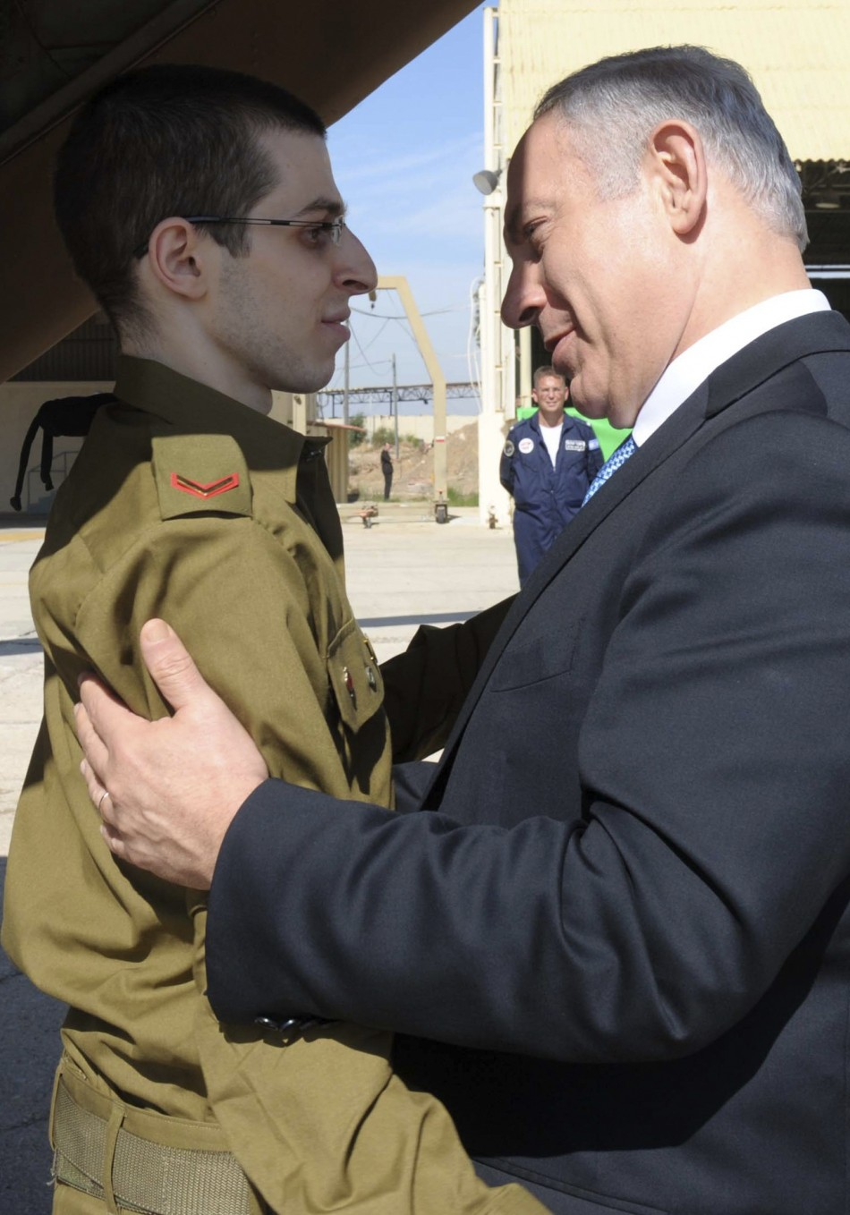 Does Netanyahu Want 600,000 Gilad Shalits?
