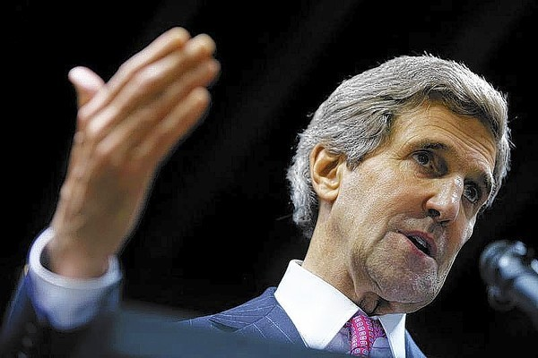 Kerry's Peace Plan Will Destroy Israel Piece by Piece