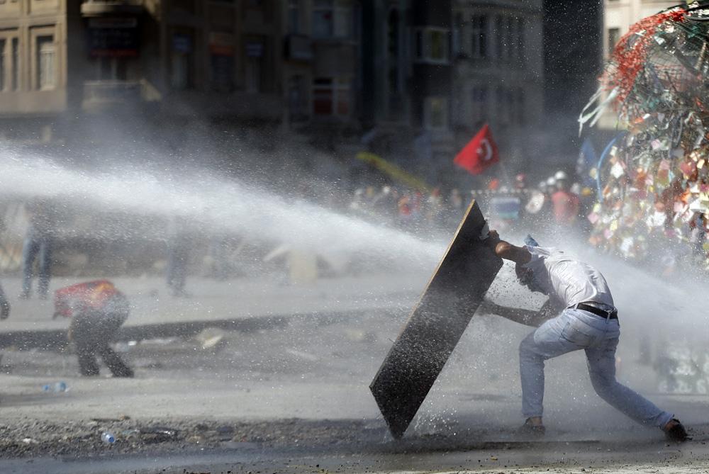 Zero Problems in Turkey, Just One Murdered Police Chief