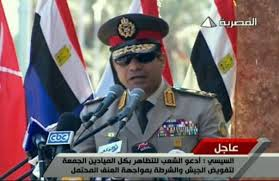 Sisi: If Needed, We'll Amend Peace Treaty with Israel