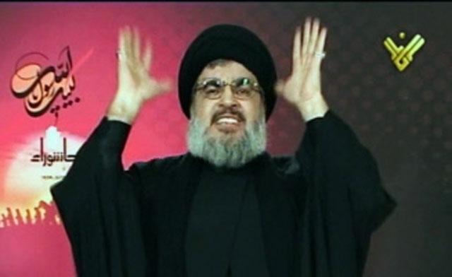 Nasrallah: Israel Benefits from Lebanon Turmoil
