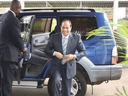 Al Sisi for president