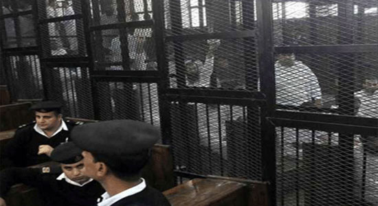 West rejects justice in Egypt
