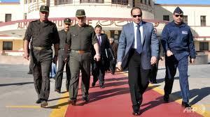 Sisi next Egyptian president