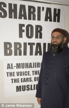 Islam is as British as the Gray Sky of London