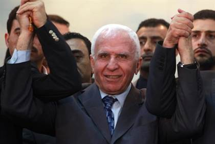 Fatah Demands That Hamas Hand Over Control of Gaza