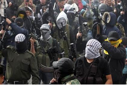 Hamas and Fatah Threaten Israel With 'Force'