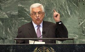 Mahmoud Abbas- AFP