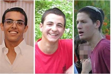Israel Mourns: Bodies of Kidnapped Teens Found Near Hevron