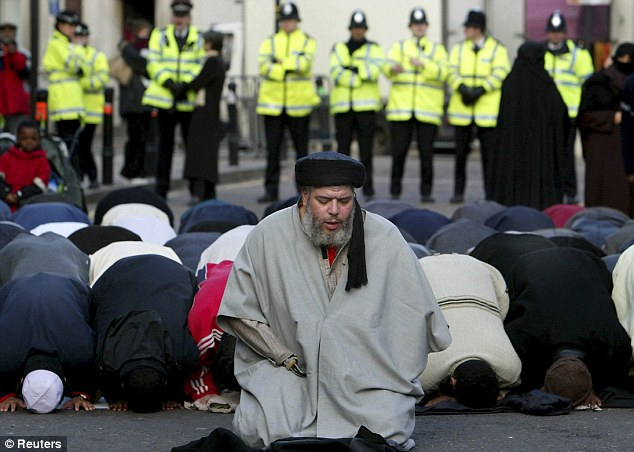 Muslims in UK