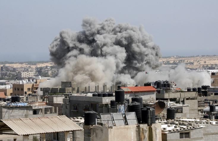 Israel, Hamas begin 5-hour ceasefire