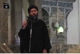 ISIS leader 'appears to be alive'