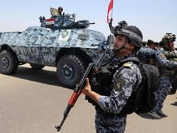 Iraqi forces withdraw from Tikrit