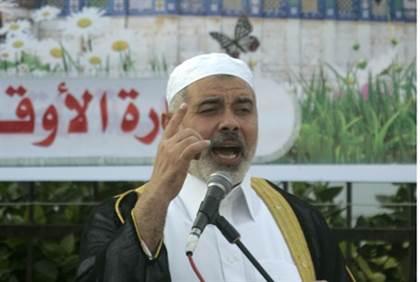 Israeli Aircraft Hit Home of Hamas Leader Haniyeh