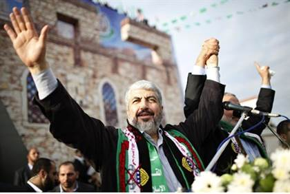 Mashaal: Israeli Operation Doomed to Fail
