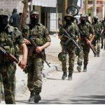 Gaza Hamas terrorists