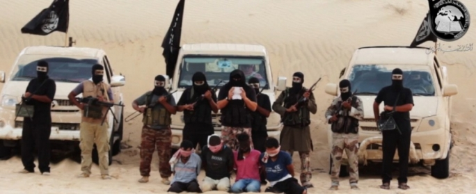 Sinai Jihadist Group Claims It Beheaded Four Men