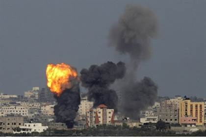 Palestinian, Egyptian Commentators Argue about Gaza War