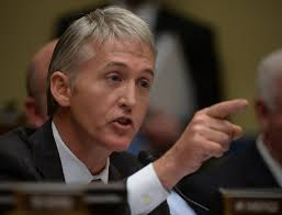 Epic: It Took Just 3 Minutes For Trey Gowdy To Shame An Entire Room Of Journalists Into Silence
