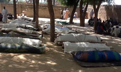 Boko Haram Attack Kills At Least 45 in Nigeria