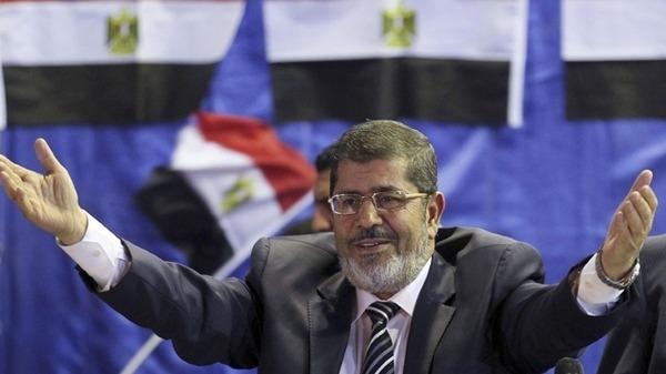 Mohamed Mursi - Reuters
