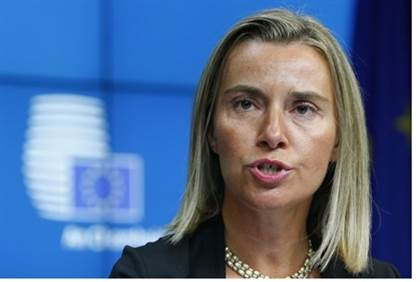 EU Foreign Policy Chief: Deal with Iran is 'At Hand'