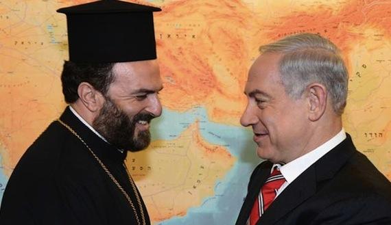 Netanyahu-Nadaf GPO