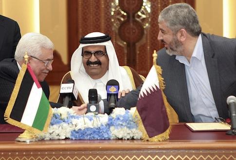 qatar-abbas-hamas