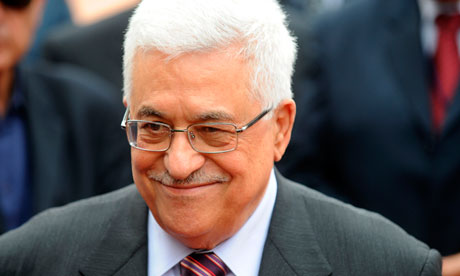 Abbas Invited to Sweden After 'Palestine' Recognition