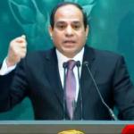 Al-Sisi at Al-Azhar University