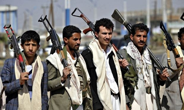 Armed-members-of-Houthis