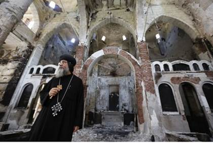Coptic churches targeted by Islamists --archive -Reuters